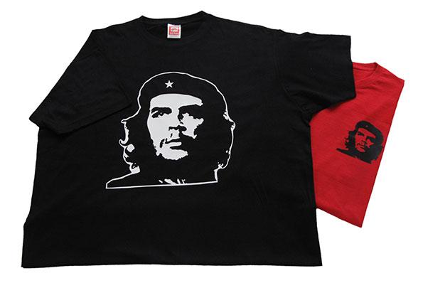 camiseta che guevara - valencia serigrafia