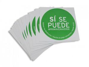 Adhesivos Si Se Puede - Valencia Serigrafia