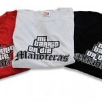 Camisetas Barrio Manoteras - Valencia Serigrafia
