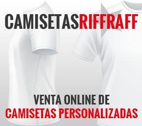 Camisetas Baratas Personalizadas Riff Raff