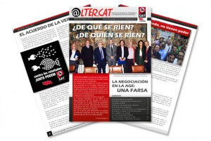 maquetacion boletin @lter.cat - Valencia Serigrafía