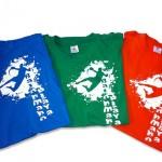 camisetas balonmano playa