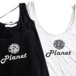 camisetas pub PLANET - valencia serigrafia