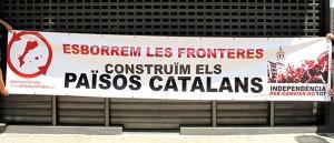 Pancarta Per Canviar Ho Tot - Valencia Serigrafia