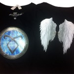 camisetas vinilo textil cazadores sombras - valencia serigrafia