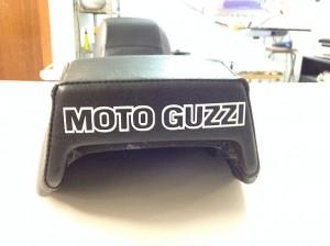 vinilo asiento moto guzzi - valencia serigrafia