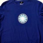 camiseta capitan america vinilo textil - valencia serigrafia