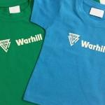 camiseta nino serigrafia warhill - valencia serigrafia