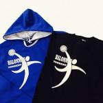 sudadera camisetas balonmano torrent - valencia serigrafia