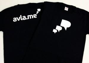 camisetas vinilo academia idiomas avla.me