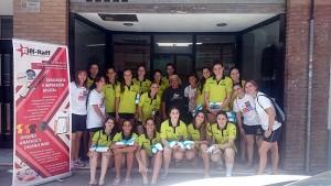 seleccion nacional femenino balonmano espana