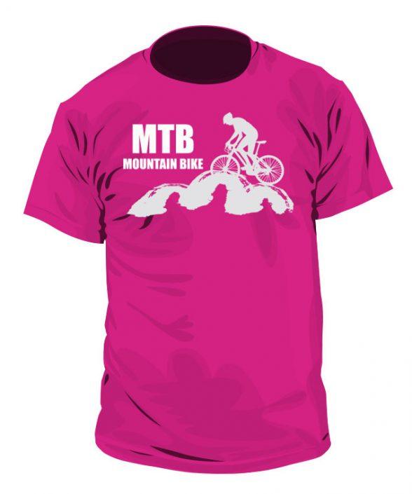 Camiseta Mountain Bike
