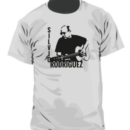 Camiseta Silvio Rodríguez