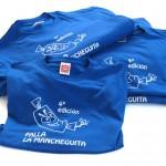 Camisetas Falla La Mancheguita - Valencia Serigrafía