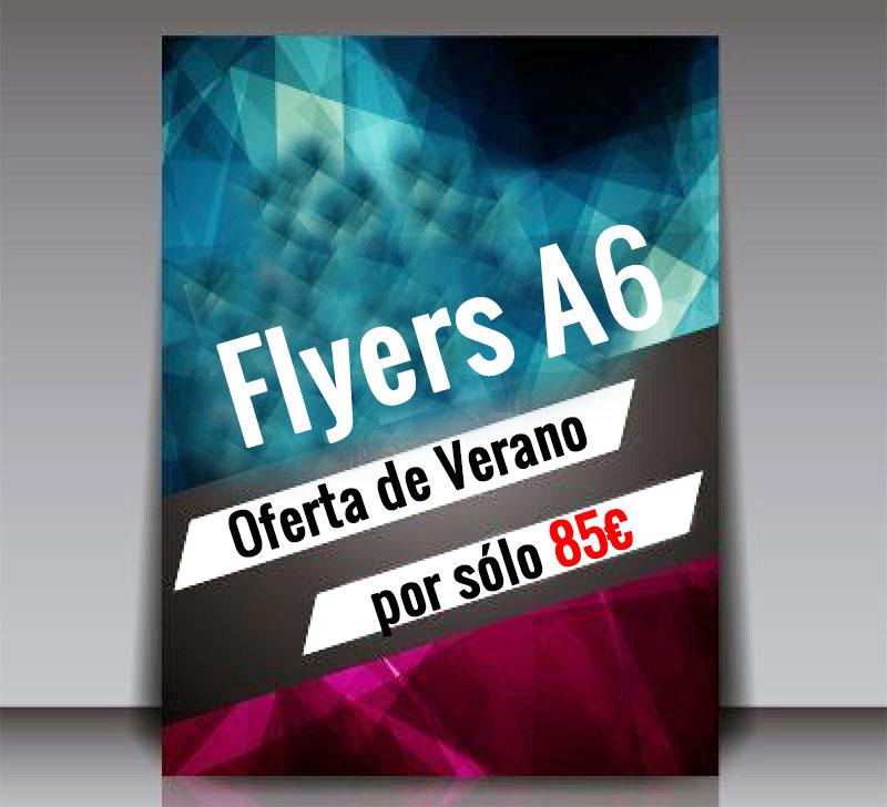 oferta flyers verano - valencia serigrafia