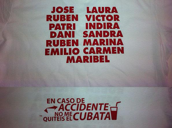 camiseta vinilo fiestas pueblo - valencia serigrafia
