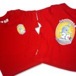 camiseta la huella - valencia serigrafia