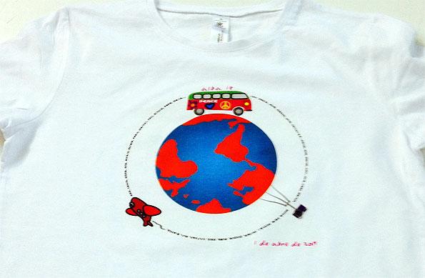 camiseta transfer color valencia serigrafia