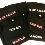 camisetas vinilo festeros falleros - valencia serigrafia