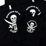 camisetas vinilo marchas de la dignidad 22m