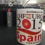 tazas balonmano europeo sub-19 2015