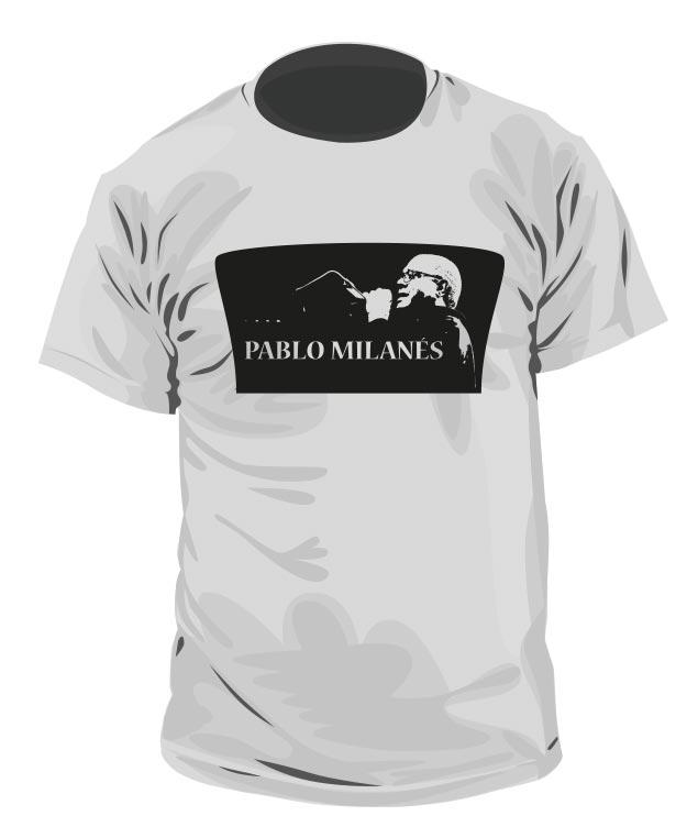 Camiseta Pablo Milanés