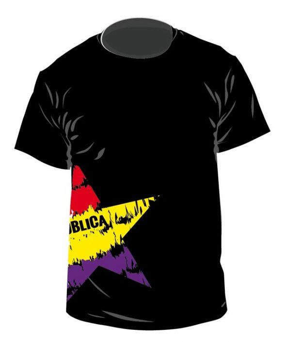 Camiseta de la República